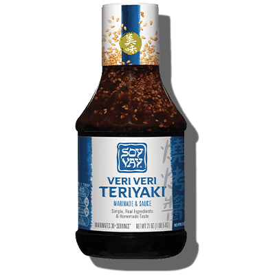 Veri Veri Teriyaki® Marinade & Sauce - Click for More Information