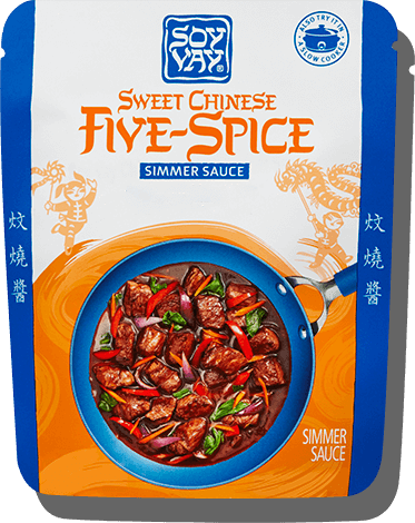 Chinese Five-Spice Simmer Sauce - Click for More Information