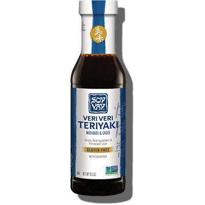 Gluten-Free Veri Veri Teriyaki® Marinade & Sauce - Click for More Information