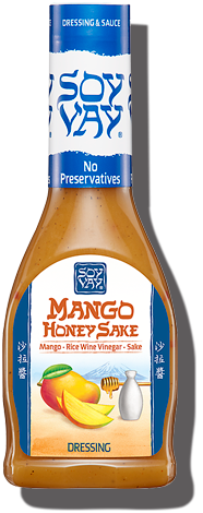 Mango Honey Sake Dressing - Click for More Information